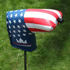 New Blade Putter Cover Head Cover Golf Headcover For Scotty Cameron TaylorMade