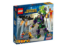 LEGO ® DC Comics Super Heroes 76097 Lex Luthor ™ Mech NUOVO OVP _ NEW MISB NRFB