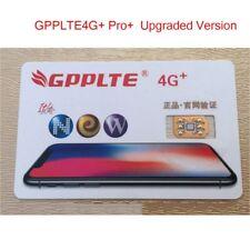 Cellphone LTE Sim Chip GPPLTE4G+ Pro2 Phone Accessories Unlocking Card