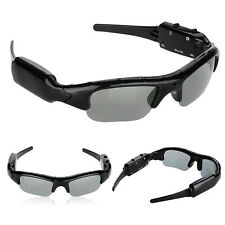 HD Glasses Spy Hidden Camera Sunglasses Mobile Eyewear DVR Video Recorder NEW