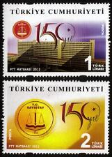 TURKEY MNH 2012 The 150th Anniversary of the Court of Accounts