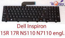 DELL INSPIRON 15R N5110 17R N7110 LAPTOP NOTEBOOK TASTATUR 0W3D4R NSK-DY0SW  -1