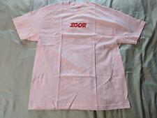 Golf Wang x Tyler, The Creator Men's S/S Igor Tee T-Shirt MC7 Light Pink Size XL