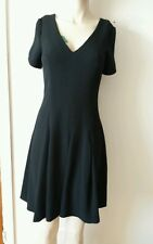 NEXT Black Dress Size 10 With Tags