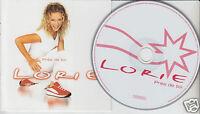LORIE Pres De Toi (CD 2001) Quebec French Pop Singer Vocals 11 Songs