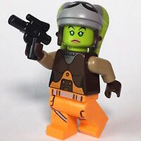 STAR WARS lego HERA SYNDULLA rebels captain GENUINE 75053 75127 NEW with blaster