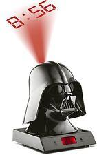 Star Wars Zeon Despertador Proyector Reloj Sonidos de Respiracion Darth Vader