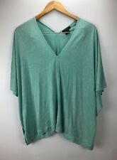 Natori Pajama Set Size S Small Shangri-la Green Tunic PJ NWT