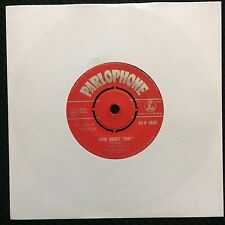 "Adam Faith with John Barry & His Orchestra ~ How About That! ~ 7"" vinyl ~ 1960"