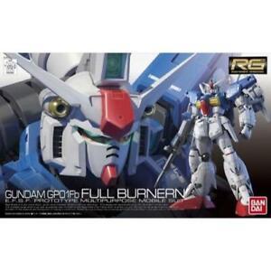 Bandai 0182655 RG 1/144 RX-78 GP01 FB Full Burn Brand New