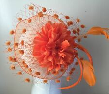 Elegant Headband Aliceband Hat Fascinator Weddings/Ladies Day Race Royal Ascot