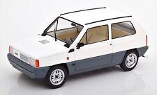 Kk-scale 1/18 FIAT PANDA 45 bianca 1980 Modellino