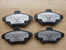"""VGX Silent Silver Ford Mercury 93-98""""  Bremsklötze Bremsbeläge Vorne MF600"""