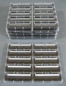 New bulk (cheap) Personna Twin Razor Blades pivot x 50