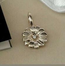 BN Genuine Thomas Sabo Silver 'Diamond Flower' Pendant Charm - Rrp £125.00