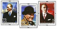 TURKEY 2009, REGULAR ISSUE STAMPS, PORTRAIT OF ATATURK – 2, MNH