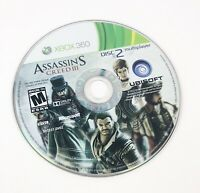 Assassin's Creed III 3 (Microsoft Xbox 360, 2012) DISC 2 ONLY