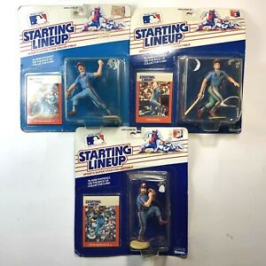 Shane Rawley, Bedrosian & Von Hayes Philadelphia Phillies 1988 Starting Lineup
