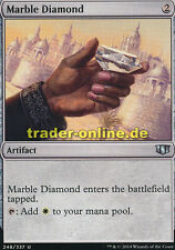 2x Marble Diamond (neige diamant) Commander 2014 Magic