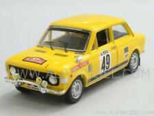Fiat 128 Rally Gr.1 Monte Carlo 1972 Lier-Frattini 1:43 Rio 4230