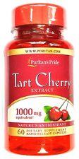1000mg Tart Cherry 60 Capsule 250mg 4:1 Extract Antioxidant Gout Arthritis Pill