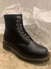 Doc Martens Vegan 1460 Black Brand New