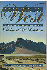 Re-Imagining the Modern American West : A Century of Fiction History Art Vg 1996