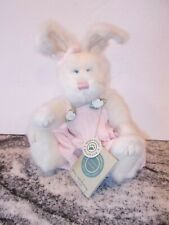 Boyds Bears Pansy Rosenbunny Plush Rabbit With Tags Retired