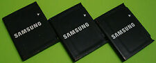 LOT OF 3  SAMSUNG OEM AB463446FZ ALIAS SCH-U740 U740PP BATTERY (3 TOTAL)
