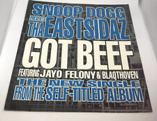 Snoop Dogg Presents The Eastsidaz Promotional Sticker