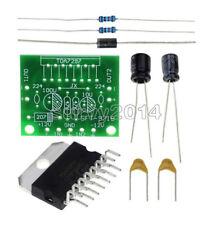 Corriente directa 12V TDA7297 Amplificador Board 15W+15W de doble canal estéreo de pista Módulo Kit Nuevo