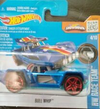 DIECAST HOT WHEELS MODEL CAR HW RACE TEAM BULL WHIP