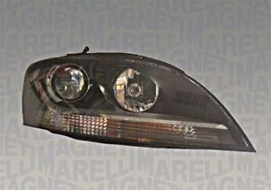 AUDI TT Roadster 2006-2014 Halogen Headlight Front Lamp Black RIGHT