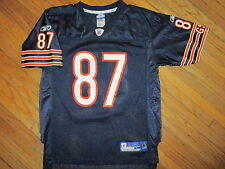 CHICAGO BEARS MUHAMMAD JERSEY Muhsin 87 Wide Receiver Blue Youth Large