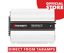 Taramps DS 800X3 800 watts 1 Ohm Amplifier Class D 3 Channel 800W RMS