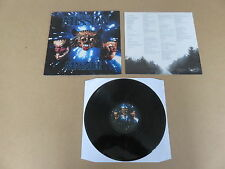 THE MISSION Masque LP RARE 1992 UK ORIGINAL 1ST PRESSING SISTERS OF MERCY