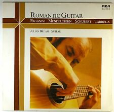 """12"""" LP - Julian Bream - Romantic Guitar - M906 - washed & cleaned"""