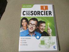 """DVD NEUF """"C'EST PAS SORCIER - LES 4 QUATRE SAISONS"""" Fred & et Jamy"""
