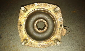 Fiat 1100 To Hub Wheel Original Wheel Hub N.O.S