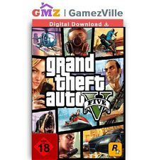 Grand Theft Auto V GTA 5 Steam Gift PC Game Digital Download Link [EU/US/MULTI]