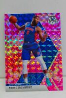 Andre Drummond 2019-20 CAMO PINK MOSAIC PRIZM Card #17 Detroit Pistons SP ??