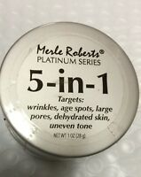 Merle Roberts Platinum Series 5-in-1 Cream Made in the USA. 1 Oz.