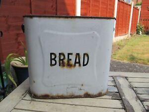 Vintage Original Bread Bin Ideal Planter 36 cms wide Looks Amazing Planted Up