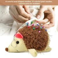 Sewing Needle Pin Cushion Hedgehog DIY Handcraft Tool Stitch Sewing Accessories