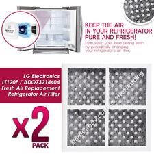 Pack of 2 x LG Fridge Air Filter Fits LG Pure N Fresh GF-5L712PL GF-6D725BGL