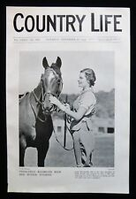 DAPHNE FIELDING BARON VIVIAN BRITISH AUTHOR MARQUESS OF BATH PHOTO ARTICLE 1934