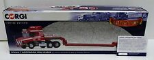 "CORGI CC12838-SCANIA T NOOTEBOOM Low Loader ""H.C. Wilson Transport"" 1:50"