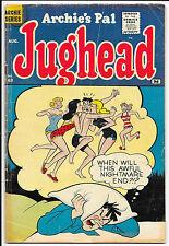Archie Comic Publications - Archie's Pal Jughead - #63 August 1 1960