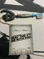 Disney Star Wars: May the 4th Be With You Collectible Key - SAME DAY SHIPPING