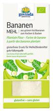 Bio grüne Bananen-Mehl, 350 g NEU & OVP von Govinda